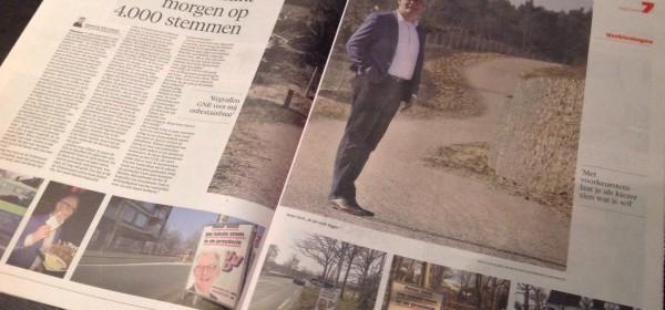 Voorkeurstem op Peter Smit in het belang van 't Gooi én VVD