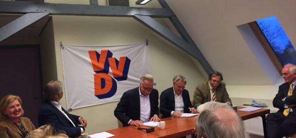 VVD afdelingen Blaricum en Laren gaan samen verder als lokaal netwerk VVD Laren Blaricum