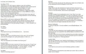 Vooruitlopend op de openbare notulen van de Raadsvergadering van dinsdag 19 april jl kunt u via www.OogopBlaricum.nl het persoonlijke verslag van Peter van Rietschoten lezen. Dat verslag heeft hij vanaf de publieke tribune gemaakt tijdens het debat over de invoering van de blauwe zone .